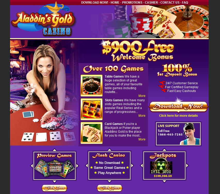 aladdins gold casino no deposit bonus codes  2019