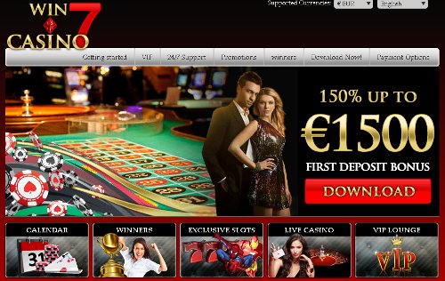 Win7Casino Review