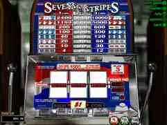 Sevens & Stripes Slot Machine