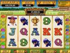 Derby Dollars Slot Machine