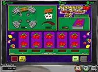 European Slot Poker Machine