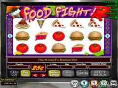 Food Fight Slot Machine