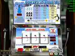 Frozen Assets Slot Machine