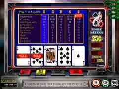 Loose Deuces Video Poker
