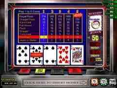 Mystery Bonus Video Poker