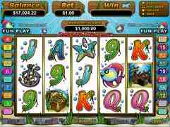 Sunken Treasure Slot Machine