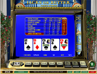 Play Jacks or Better At Omni Casino Casino