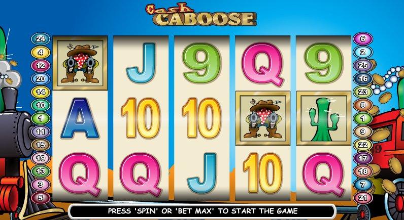 Cash Caboose Slots