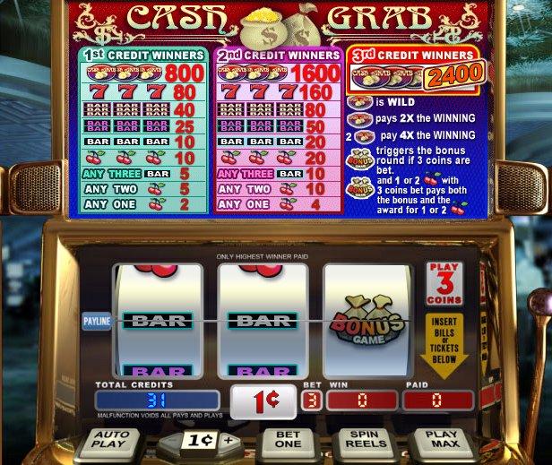 Cash Grab Slots