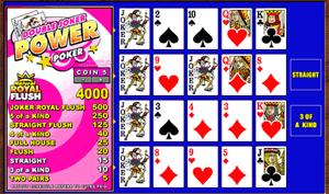 Double Joker 10 Play Video Poker